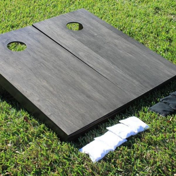 Cornhole Boards (Mr. & Mrs.)