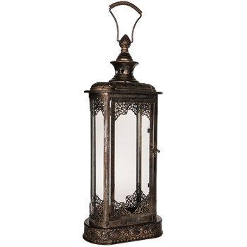 Gold Antique Lantern (X-Large)
